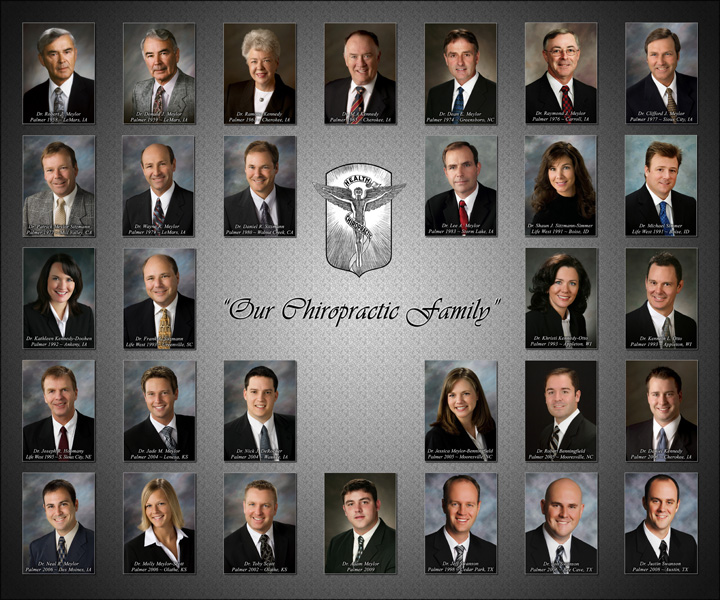 Our Chiropractic Family