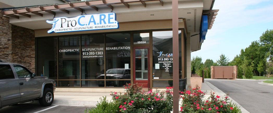 ProCARE Chiropractic, Acupuncture, Rehabilitation